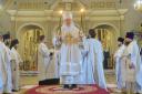 День памяти святых отцов I Вселенского Собора в Новодевичьем монастыре